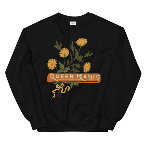 Queer Magic: Unisex Sweatshirt