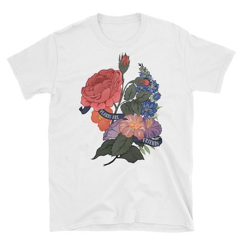 Plants Are Friends: Unisex Adult Shirt