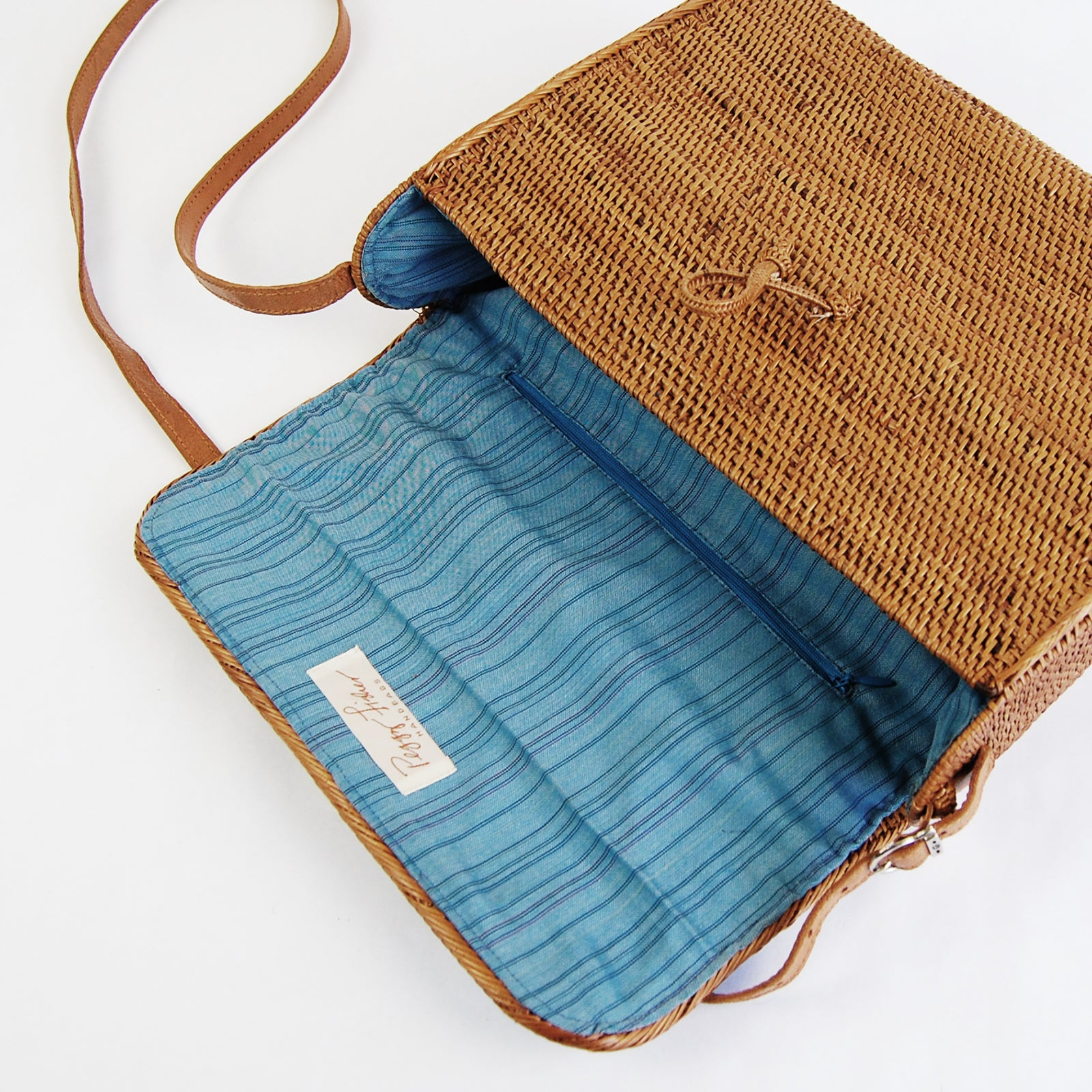 Peggy Fisher Messenger Bag