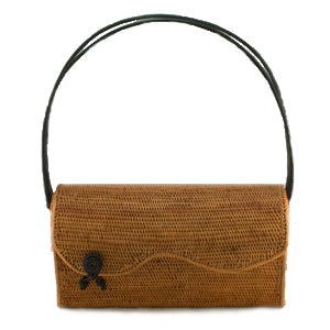Peggy Fisher Saddle Bag, Lg