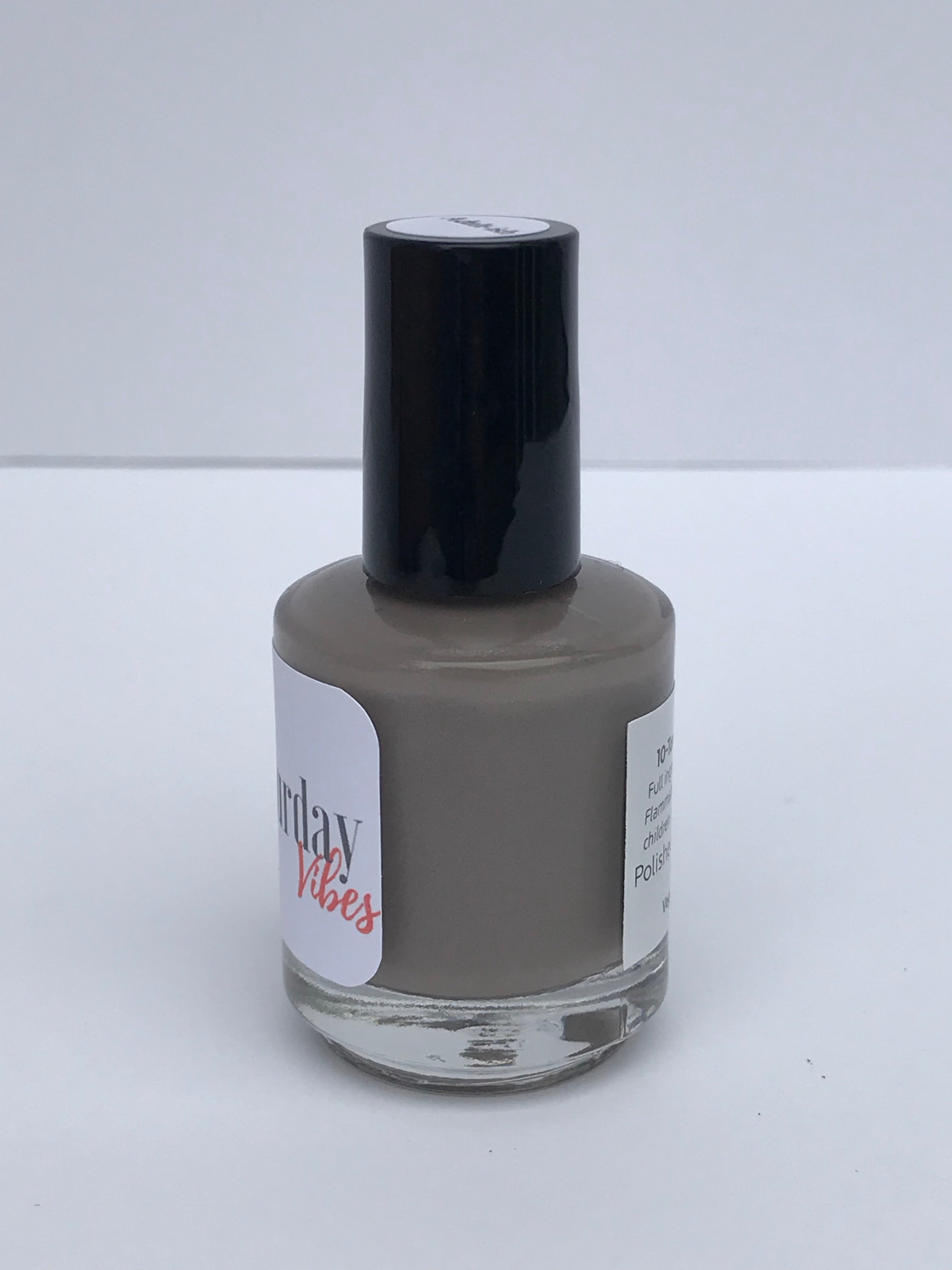 greige neutral nail color brown grey adult-ish nail polish toxin free polished state of mind northern nail polish