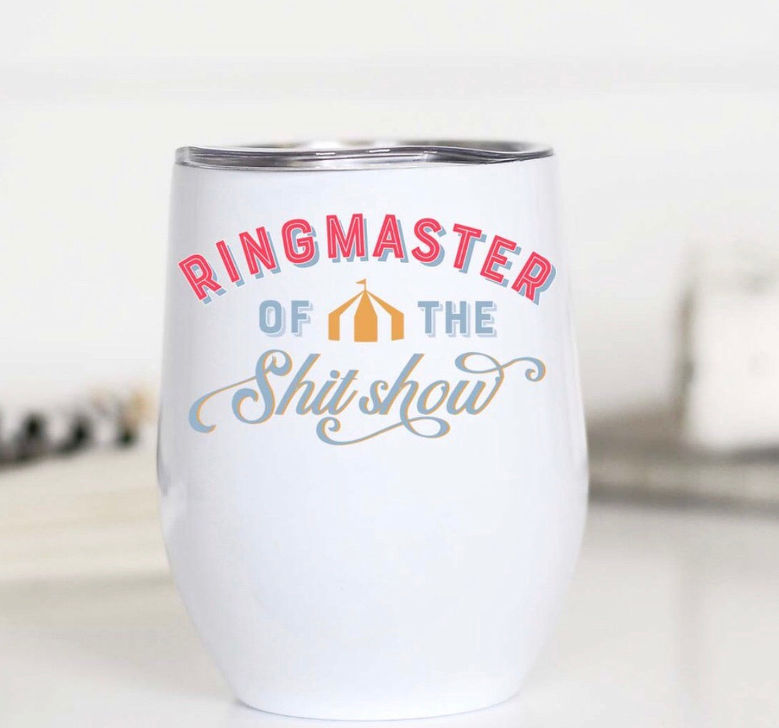 Ringmaster wine cup