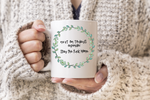 stay the F**k home Mug