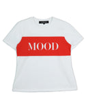 RED MOOD T-SHIRT