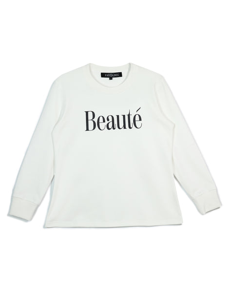 BEAUTE SWEATSHIRT