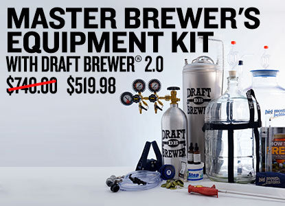 Master Brewer's Equipment Kit