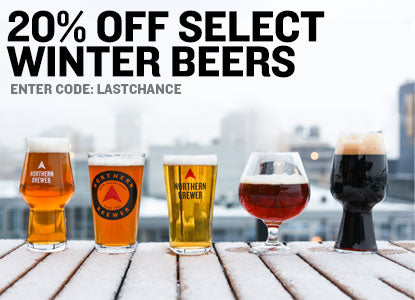 20% Off Select Winter Beers