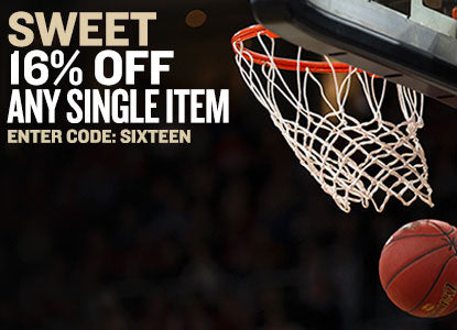 16% Off Any Single. Promo Code: SIXTEEN