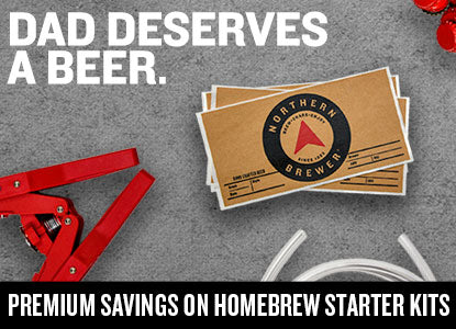 Get a Deal for Dad on one of our Four Starter Kit Promotions for a limited time: