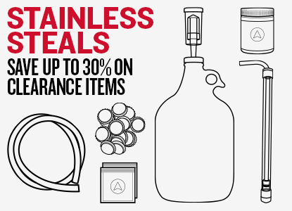 Up to 30% Off Clearance Items