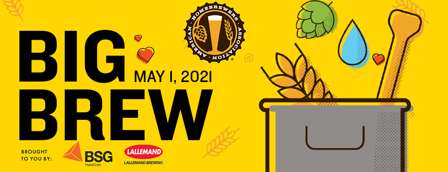 24th Annual Big Brew Day 2021