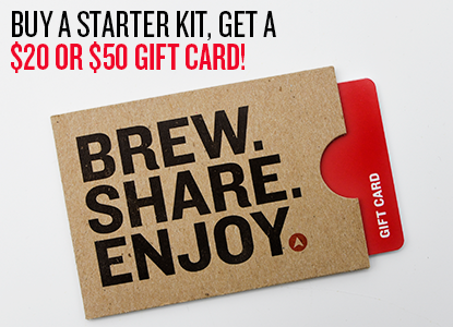 Buy a Select Starter kit, get a $20 or $50 gift card