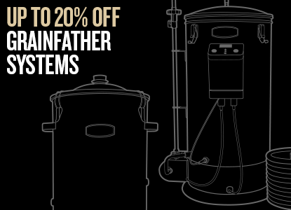 Fathers & Grainfathers, Legendary Combo. Up to 20% off Grainfather Systems!