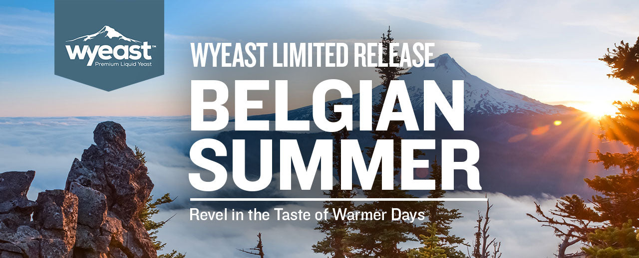Wyeast Private Collection. Belgian Summer.