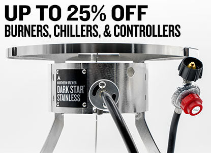 Up to 25% Off Burners, Chillers and Temperature Control