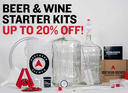 Up to 20% Off All Starter Kits