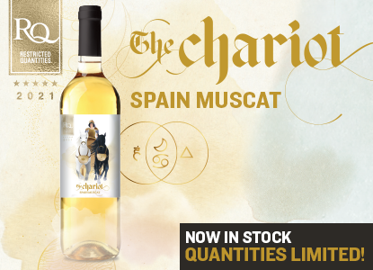 RQ2021 The Chariot Spanish Muscat Wine Recipe Kit
