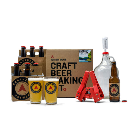 Limited Edition Craft Beer Making Gift Set | Father's Day 2019