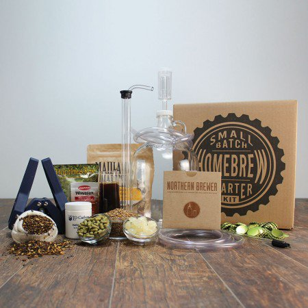 1 Gallon Small Batch Starter Kit with Irish Red Ale