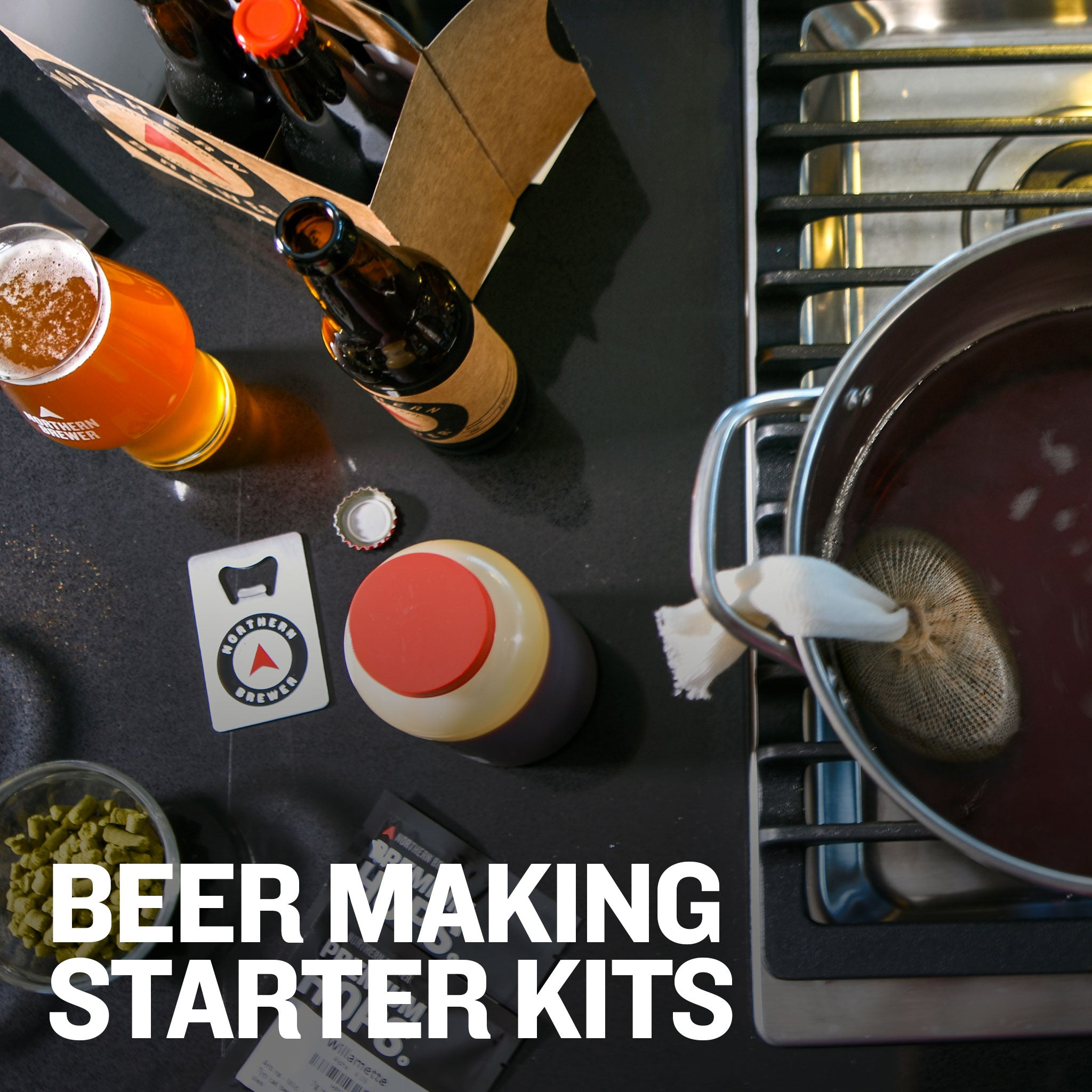 Northern Brewer Beer Making Starter Kits