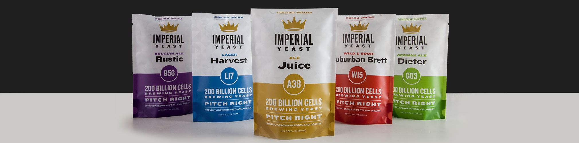 Imperial Yeast - Liquid Organic Yeast for Brewing Beer