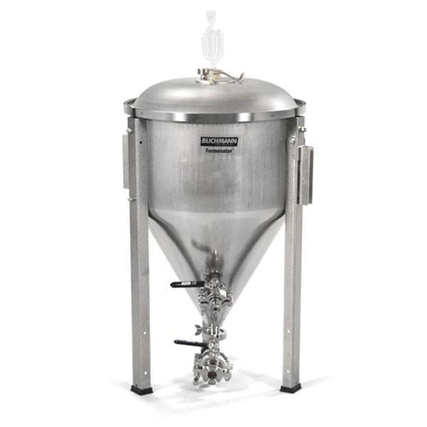 14 Gallon Blichmann Fermenator Conical Fermentor - With Tri-Clamp Fittings