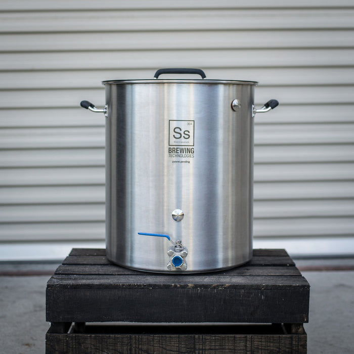 The 15-gallon Ss Brewtech Brew Kettle
