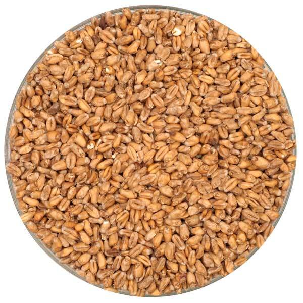Bowl of Weyermann® Pale Wheat malt