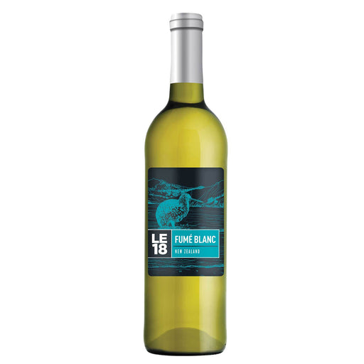 LE 2018 Fumé Blanc Hawke's Bay New Zealand