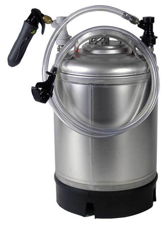2.5 Gallon Mini Draft System (New Keg)