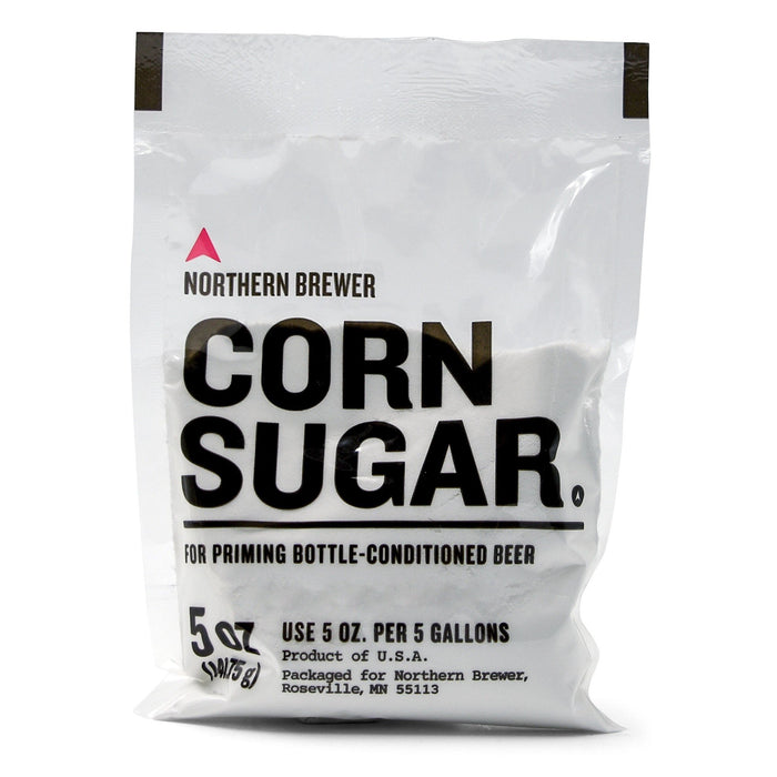 5-ounce bag of corn sugar