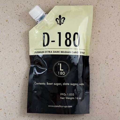 D-180 Candi Syrup - 1 lb.