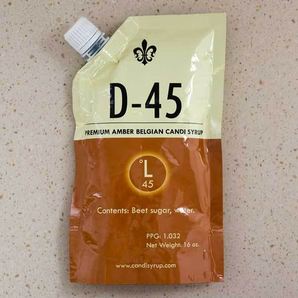 D-45 Candi Syrup - 1 lb.