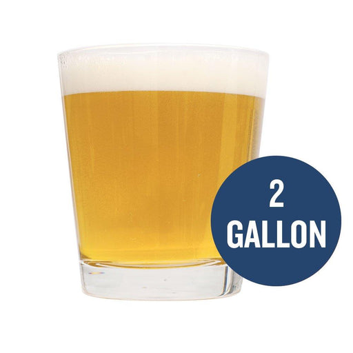 Cream Ale 2 Gallon Recipe Kit