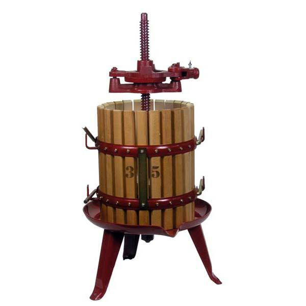 #35 Ratchet Wine Press