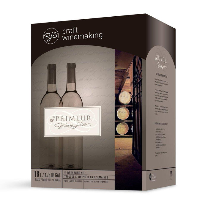 RJS En Primeur Winery Series Amarone Style wine kit box