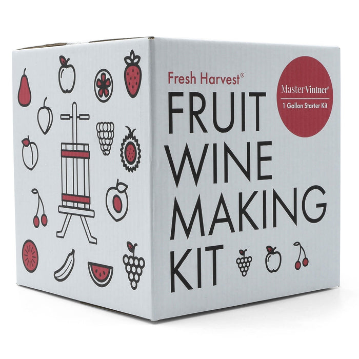 The Fruit Wine Making Starter Kit box