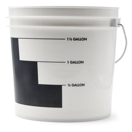 Master Vintner 2-Gallon Bucket Fermentor with volume markings