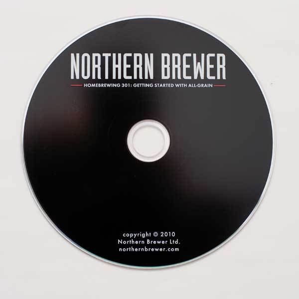 Homebrewing 301: Getting Started with All-Grain DVD
