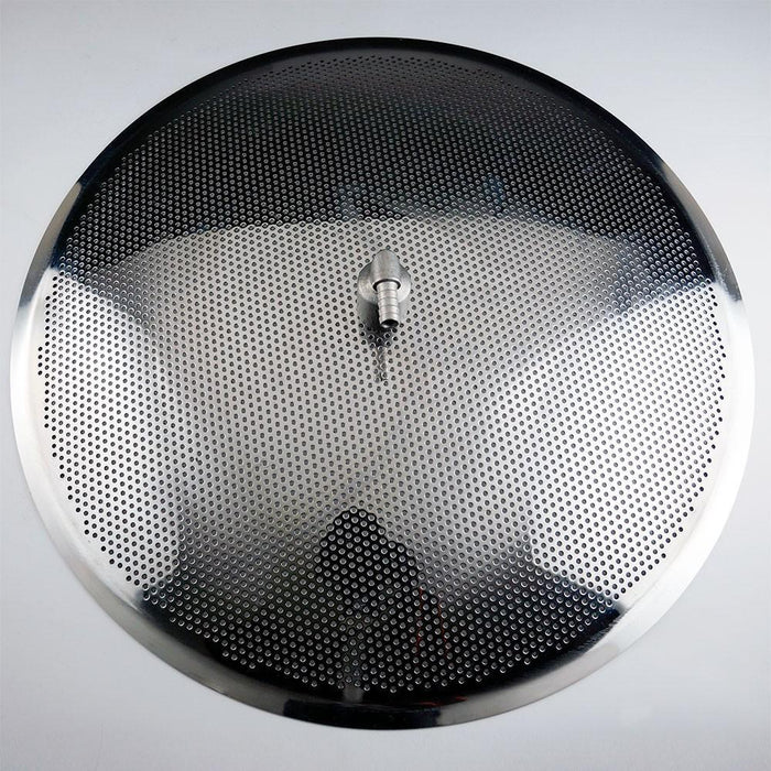 The 17-inch diameter Fermenter's Favorites Titan False Bottom