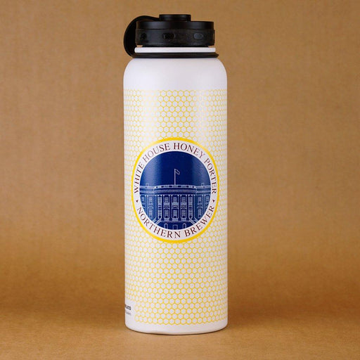 White House Honey Porter White Growler