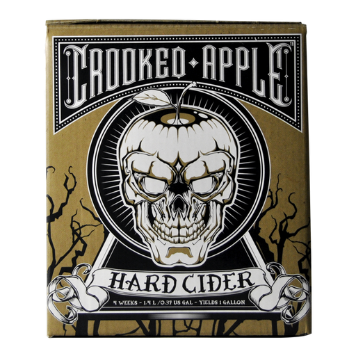 Crooked Apple® Grimhilde Small Batch Hard Cider Recipe Kit
