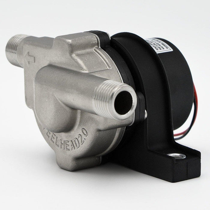 The Steelhead 2.0 Brewing Pump with Mounting Bracket