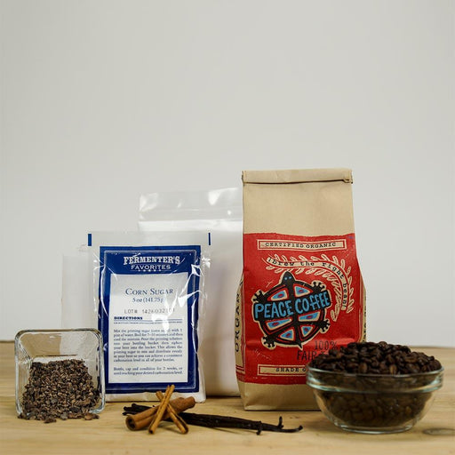 Cold Brew Coffee Essentials Chocolate Cookie Recipe Kit
