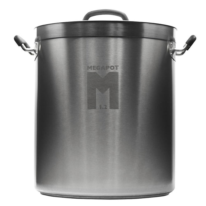 10 Gal. MegaPot 1.2™ Undrilled Brew Kettle