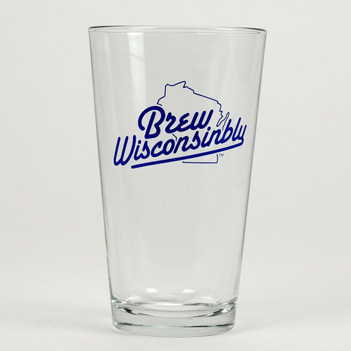 Brew Wisconsinbly Pint Glass