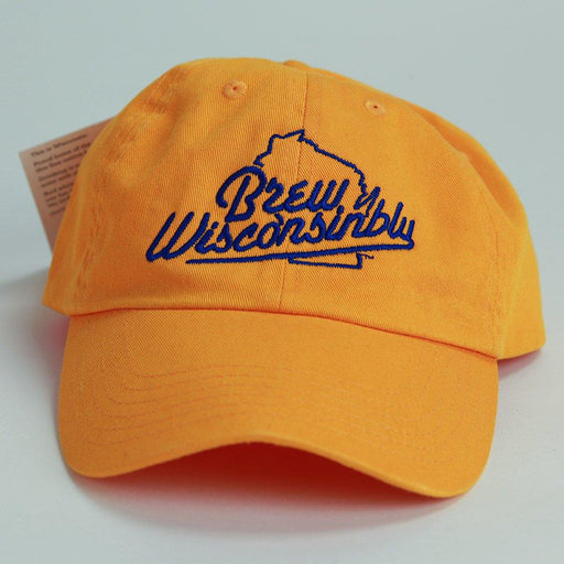 Brew Wisconsinbly Hat - Yellow