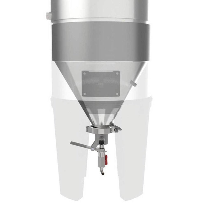 Grainfather Dual Tap Open View