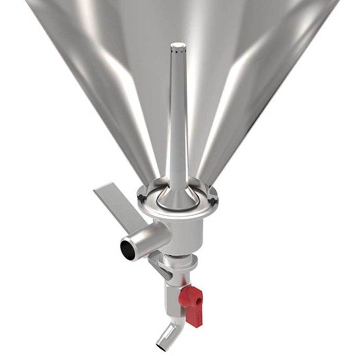 Grainfather Conical Fermenter with Dual Valve