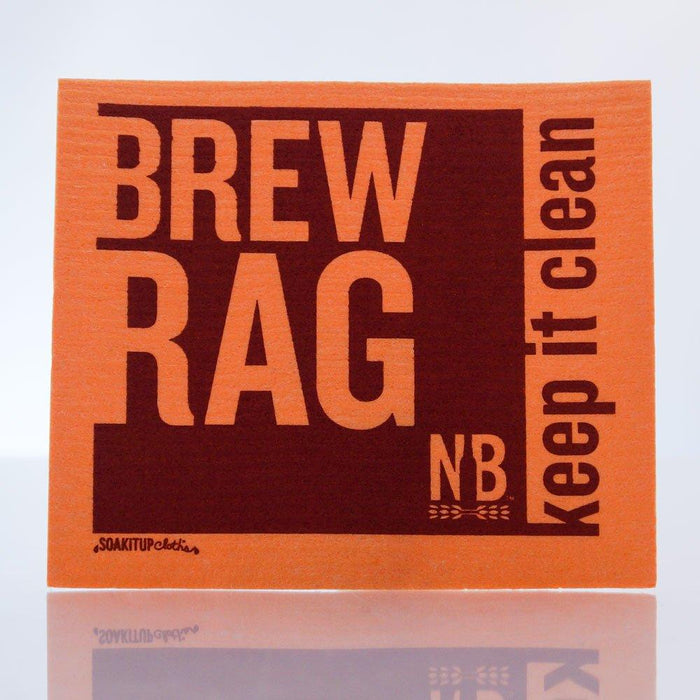 The Soak It Up Brew Rag Cloth